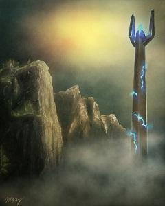 Ďáblova věž - náhled