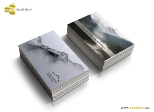 Horský průvodce - prezentace 1 (bílé)