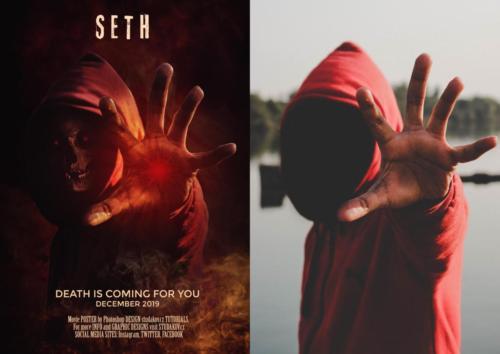 Seth - před a po
