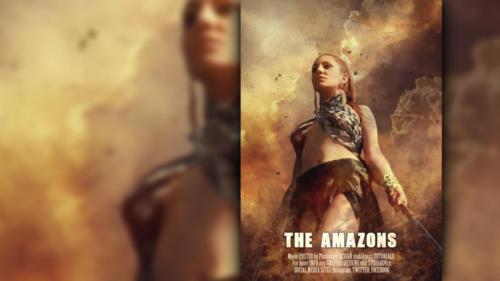 The Amazons miniatura
