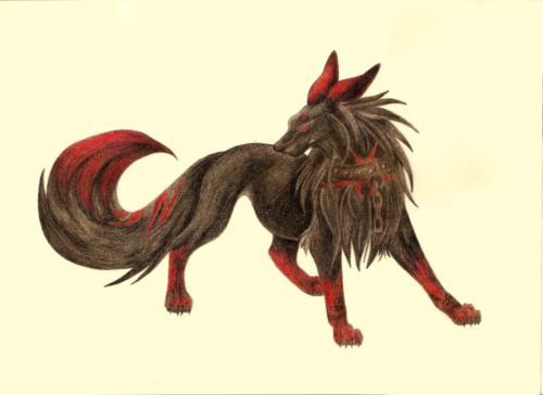 Vlk 2 d